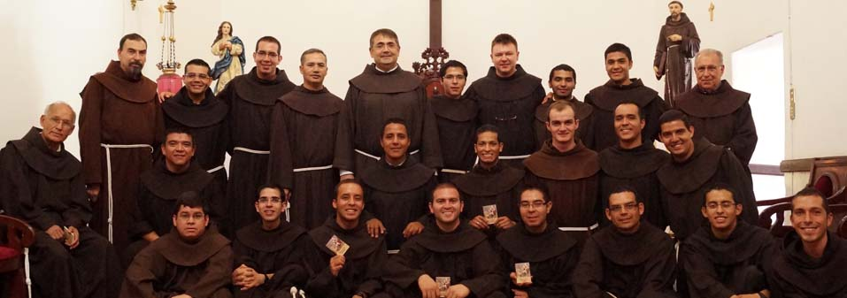Visit SGFS in the Province of Saints Francis and James, Zapopan, Mexico