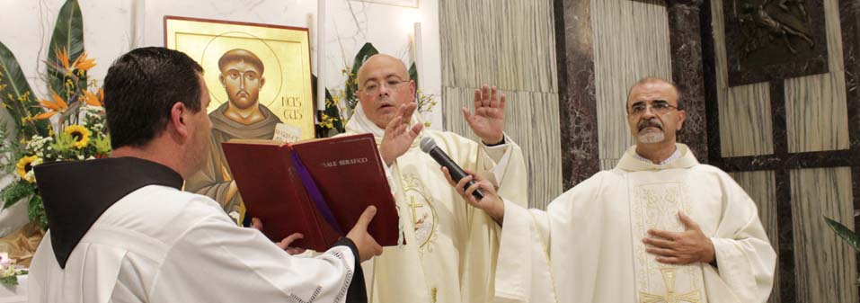 Transito & Feast of S. Francis at the General Curia