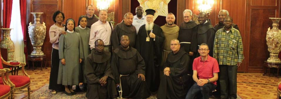 A step in the path of ecumenical and interreligious dialogue