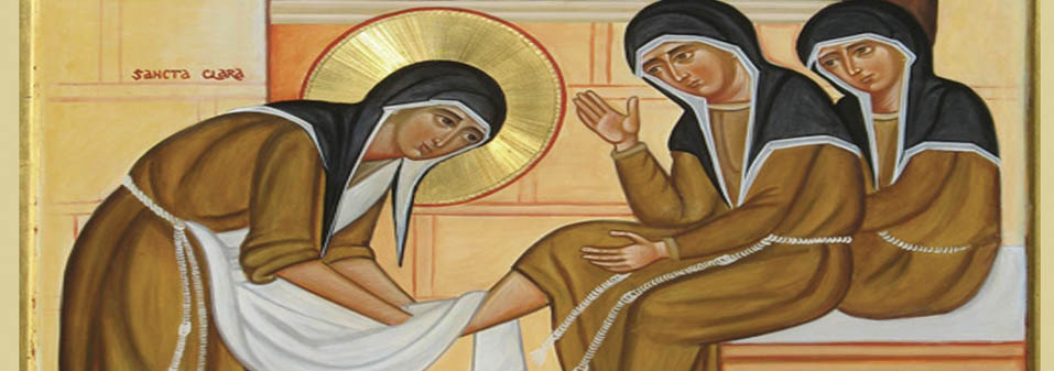 Feast of St. Clare '15: Letter of the Minister General