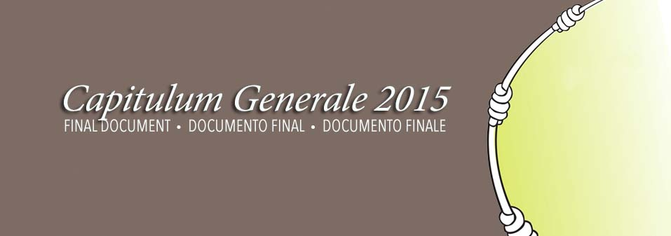 Document of the General Chapter 2015