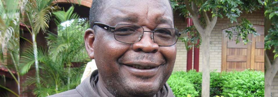 Notice of the Passing of Br. Marcel Bakoma, OFM