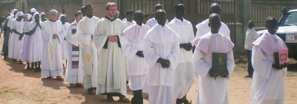 Opening of St. Mary of the Angels Fraternity, Juba, South Sudan