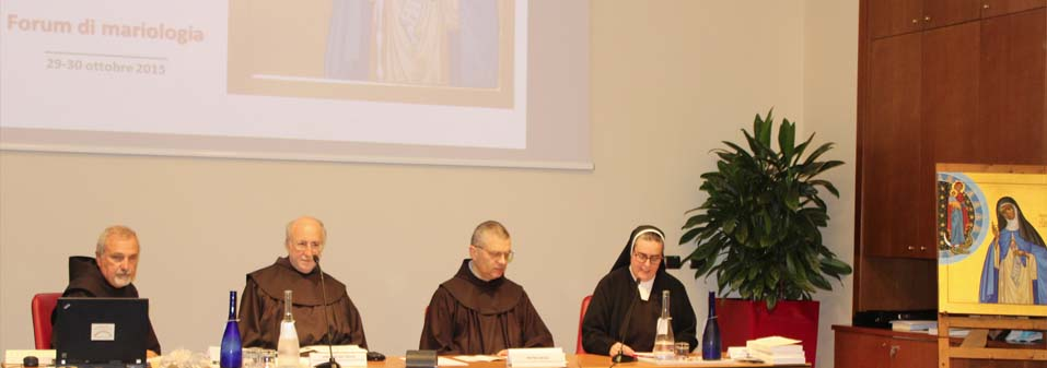 Mariology Forum at the Antonianum