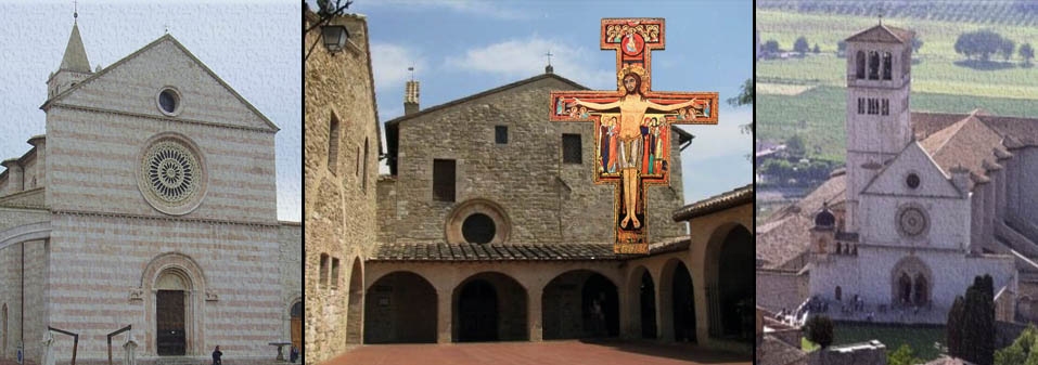 The Crucifix of San Damiano returns to the place where it spoke to Francis