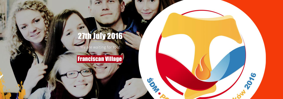 Franciscan Village at WYD 2016