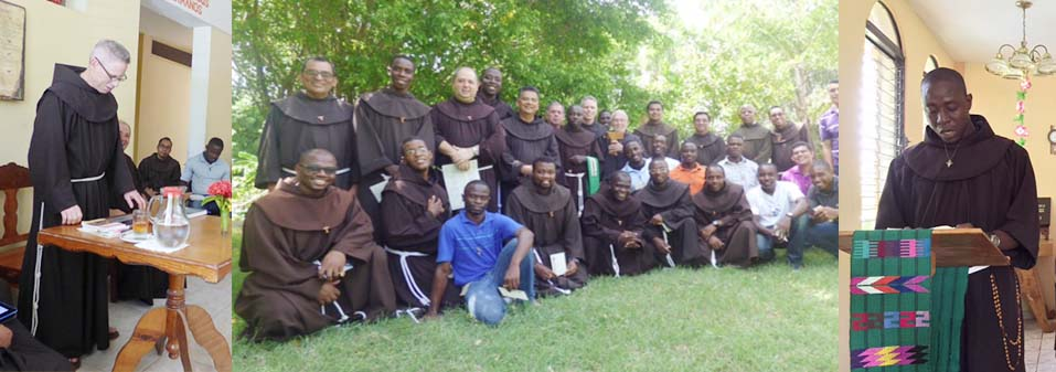 General Minister visits the Brothers in Haiti