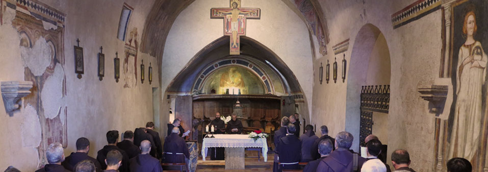 Fraternal Visit to the Seraphic Province of St. Francis