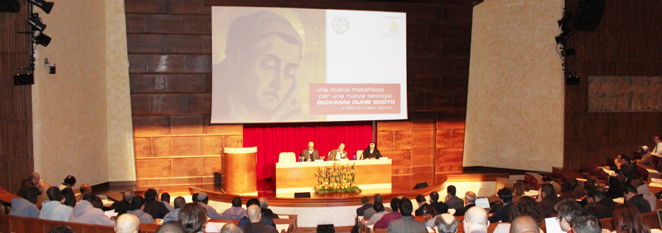 International Conference on Duns Scotus