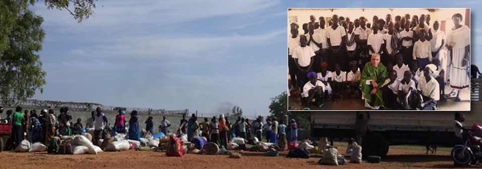 Our Brothers in South Sudan Ask Us to Pray for Peace