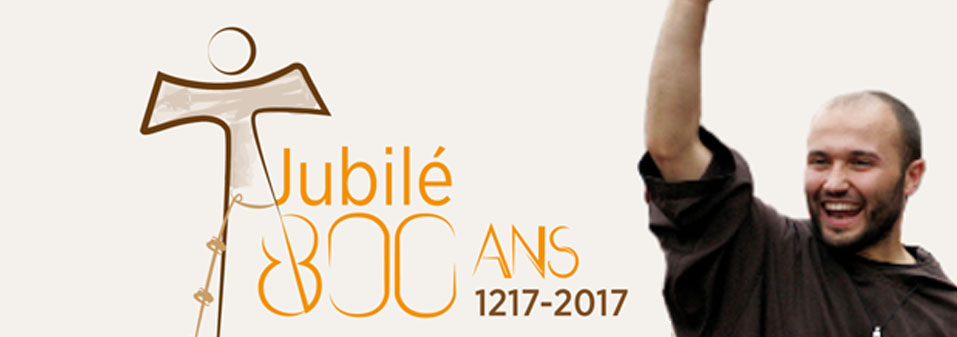 The Franciscans of France celebrate 800 years