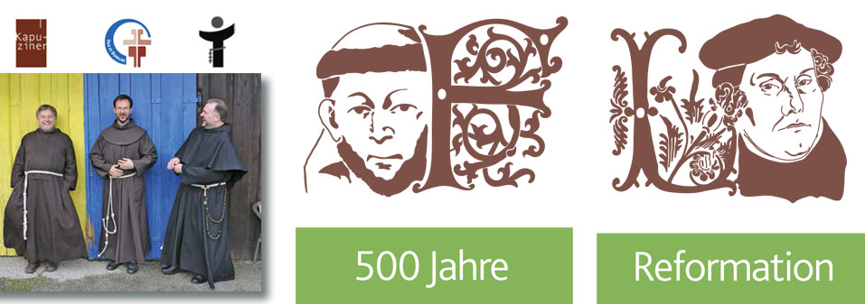 """""""1517-2017"""" – First Chapter of Mats of the Friars Minor in Germany"""